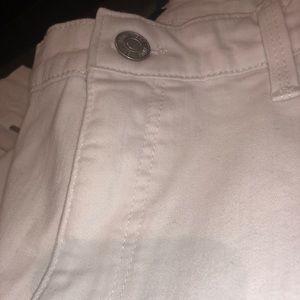 Nine West Jeans - Nine West Woman's  Skinny Ankle White Jeans